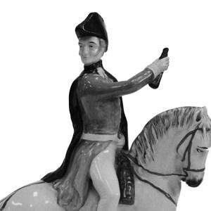 Victorian Staffordshire Figures