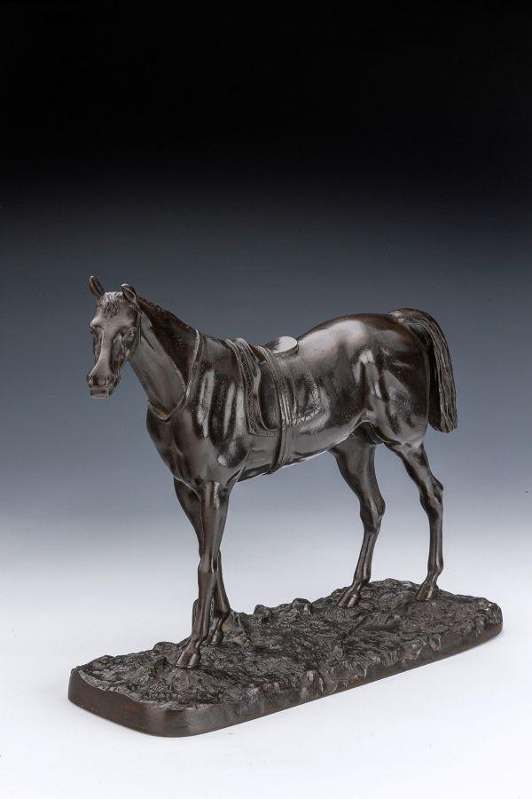 cast-iron-figure-racehorse-P-J-Mene-antique-5454_1_5454
