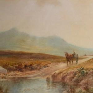 CHARLES EDWARD HANNAFORD R.B.A.