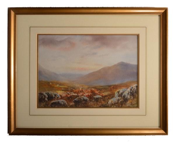 william-henry-dyer-watercolour-devon-dartmoor-antique-landscapes-DSC_7270a