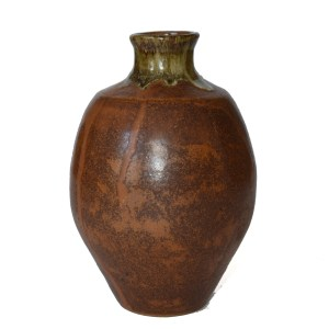 JAPANESE STUDIO POTTERY VASE