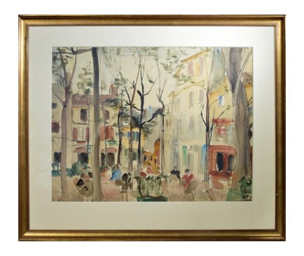 maud-frances-eyston-sumner-watercolour-paris-painting-for-sale-DSC_9558