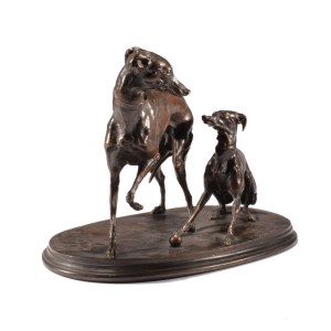 FIND MENE BRONZE DOGS FOR SALE IN UK