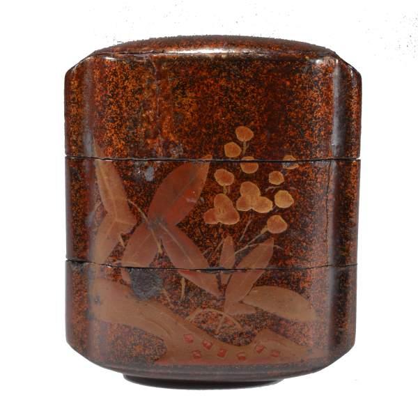 antique-japanese-inro-lacquer-2-case-carp-DSC_0176