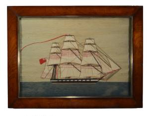 SAILORS WOOLWORK PICTURES FOR SALE IN UK