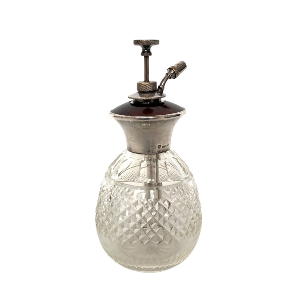 FIND ANTIQUE PERFUME BOTTLES SPRAYS FOR SALE IN UK