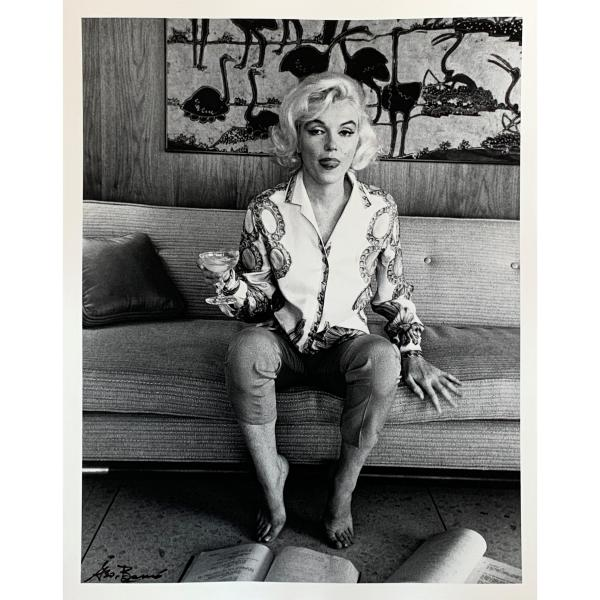 FINF GEORGE BARRIS PHOTOGRAPHS OF MARILYN MONROE FOR SALE IN UK