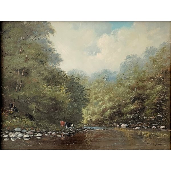 FIND GORGE HORNE OIL PAINTINGS FOR SALE IN UK