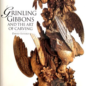 YOU CAN FIND GIBBONS BOOK ON CARVING FOR SALE IN UK