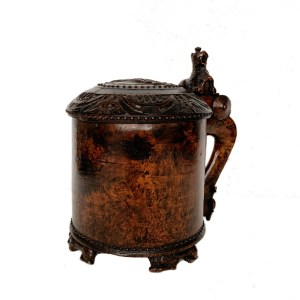 FIND ANTIQUE PEG TANKARD FOR SALE IN THE UK