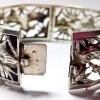 antique-japonaiserie-bragon-silver-bangle-N662A