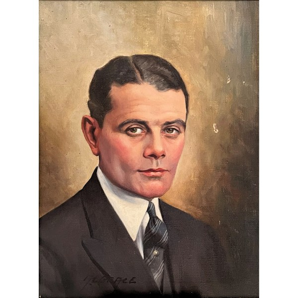 FIND CLIVE DUNFEE BENTLEY BOYS PAINTING FOR SALE IN UK