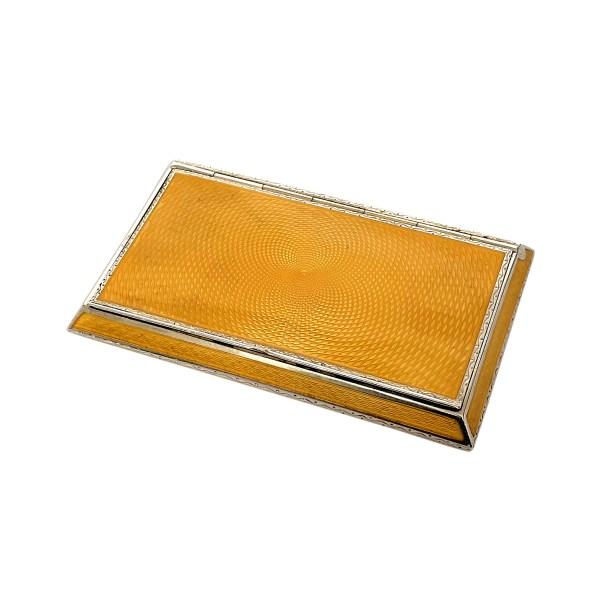 FIND ART DECO ENAMEL CARD CASE FOR SALE IN UK