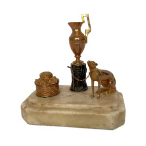 FIND ANTIQUE INKWELLS FOR SALE IN UK THOMAS WEEKS