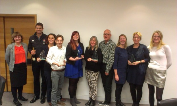 Intranet Innovation Award winners 2014