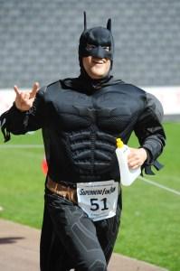 Milton Keynes Superhero Fun Run