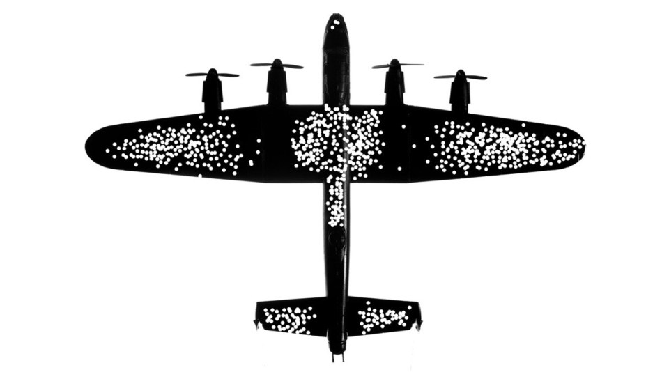 Survivorship bias - entrepreneurs