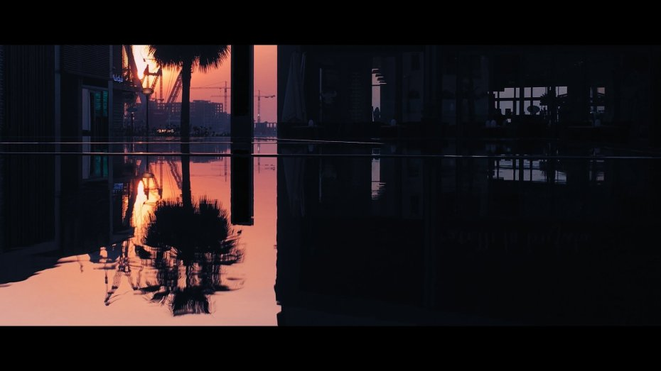 Cinematic iPhone Footage - Reflection 150%