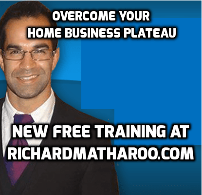 How To Overcome A Plateau In Your Home Business