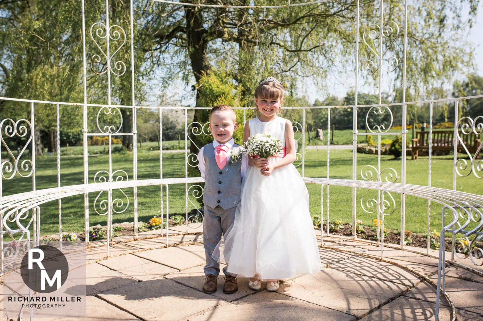 Northop Hall Country House Wedding