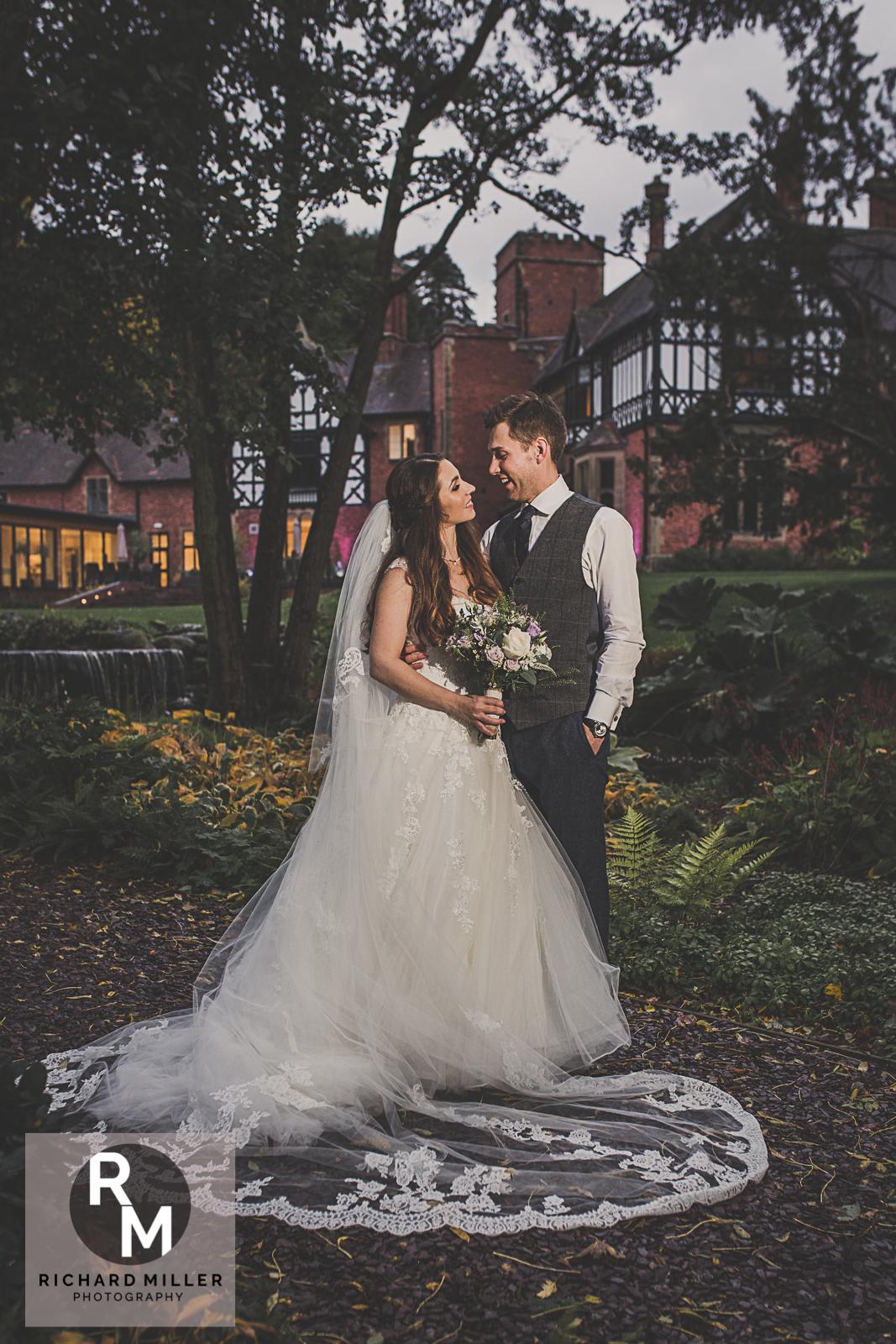 Tyn Dwr Hall Wedding Photography