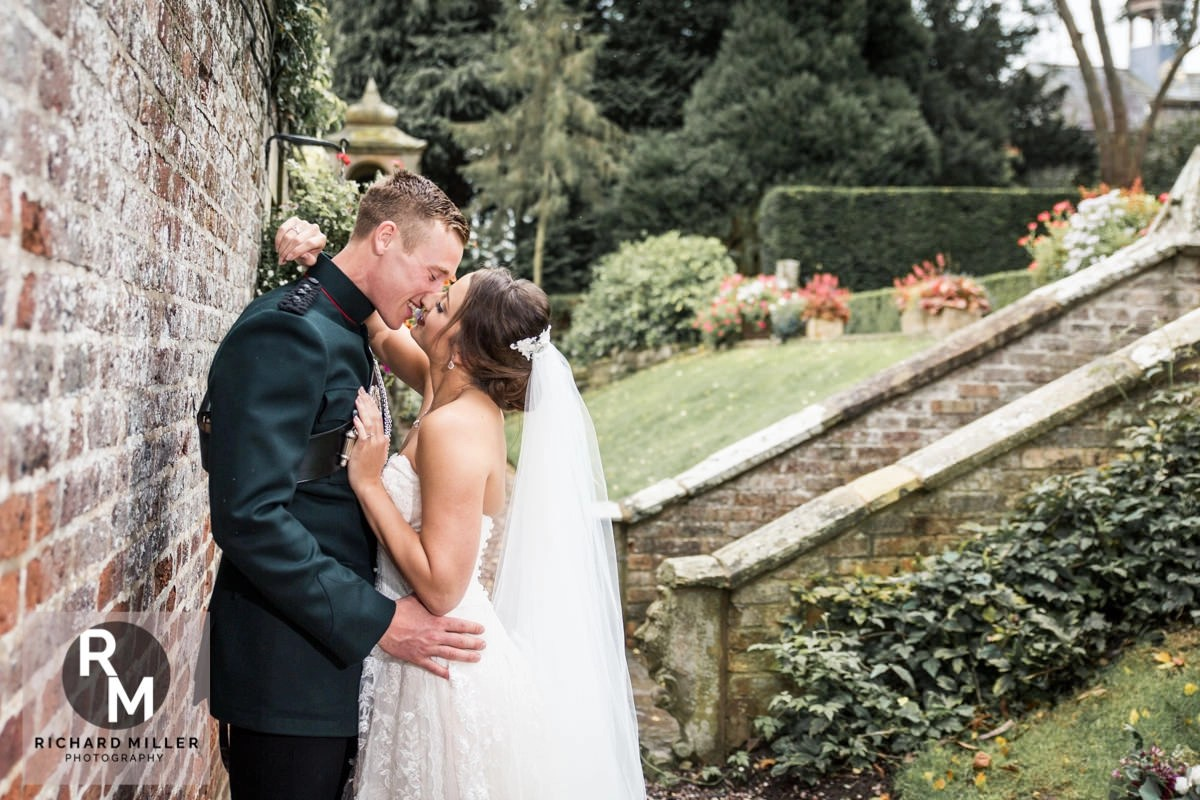 Soughton Hall Wedding Photography
