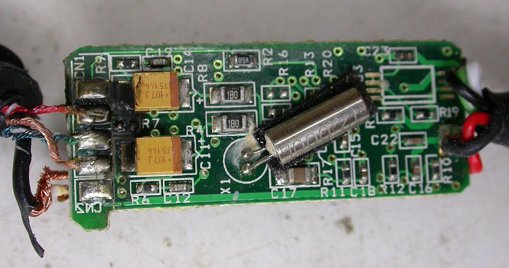 Raspberry Pi Soundcard From Logitech Headset Richard Mudhar