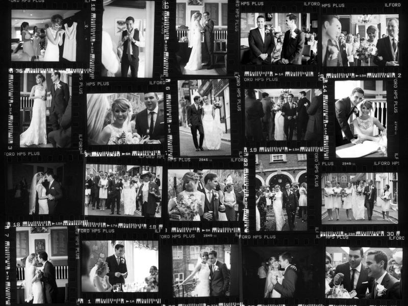 The Contact Sheet