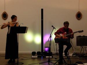 Avec le Come Bach Ensemble à Lamballe