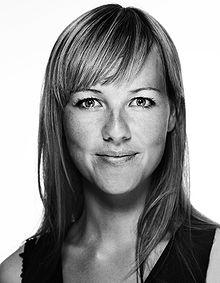 Pic of Ida Auken