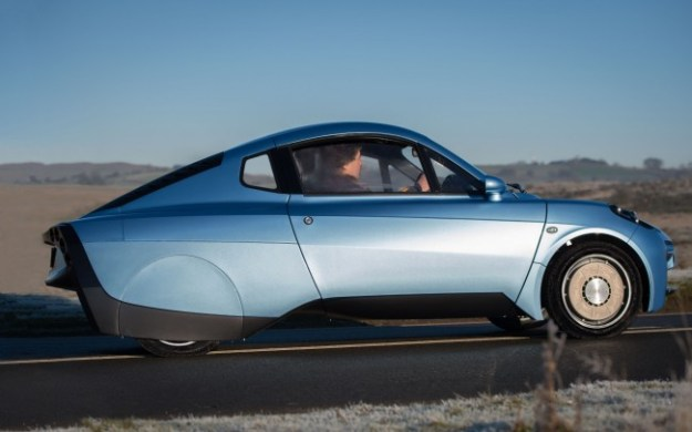 Riversimple unveil the Rasa