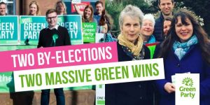 Greens Win in Leominster and in Knowsley