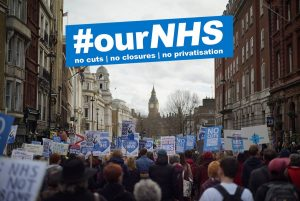 The NHS is ours, and needs our support.