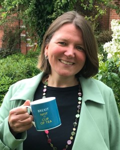 Ellie Chowns lead candidate for the Green Party in the West Midlands