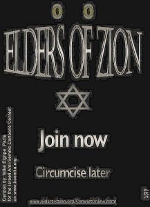 Join the Elders of Zion