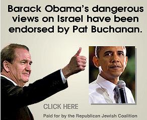 Republican Jewish Coalition Anti-Obama Smear Ads