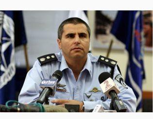 border police yamam commander shlomi michael