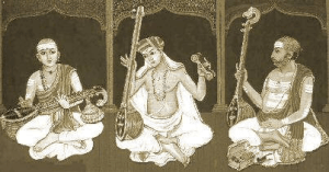 Sounds of Tsunami Lands: Carnatic Music of South India