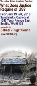 Sabeel Seattle Conference: Media Panel on Covering Israeli-Palestinian Conflict