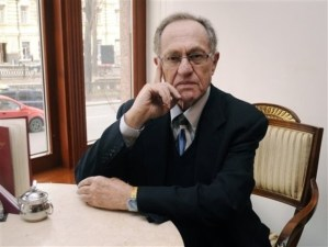 Ben Smith, Alan Dershowitz' Continuing 'Jewish War' Against M.J. Rosenberg