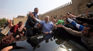 Hamas Turns Against Syria's Regime