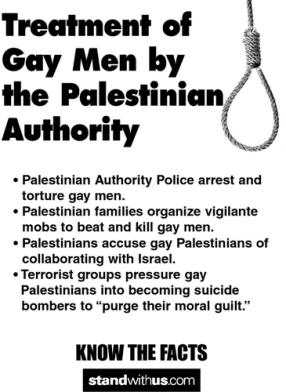 standwithus homophobic