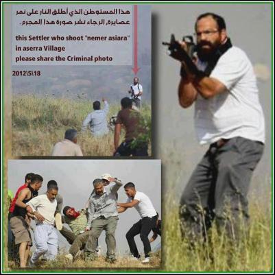 settler killers
