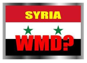 Israel Invents Syrian WMD Threat, IDF Commanders Threaten Intervention