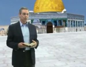 Censored Ayalon Hasbara Video Pictured Collapsing Dome of Rock Supplanted by Holy Temple