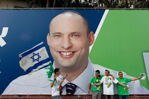 "Naftali Bennett on Palestinian ""Problem:"" Like Shrapnel in the Ass; Palestinian State is Dead"