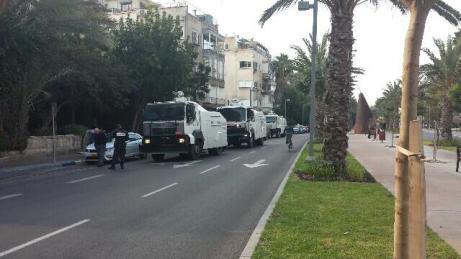 israeli skunk trucks