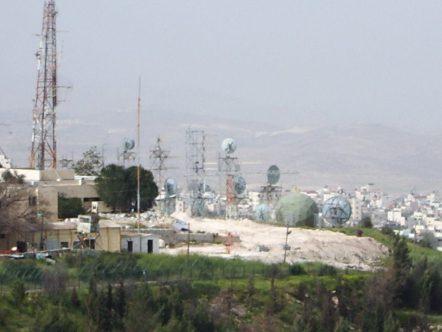 NSA facility in Israel