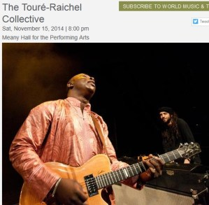 toure raichel collective