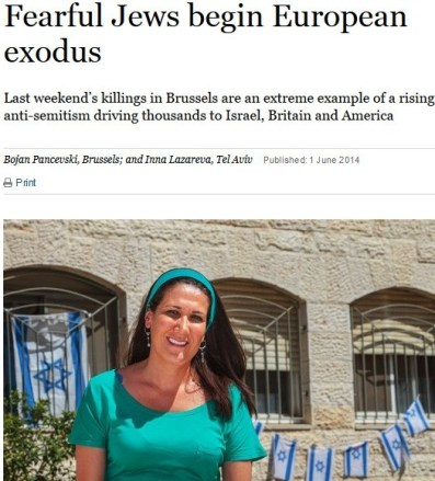 euro anti semitism
